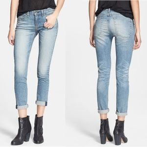 "rag & bone ""The Dre"" Slim Fit Boyfriend Jeans"